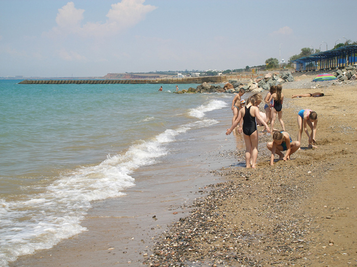 Пансионат Бригантина (Феодосия, Крым) Цены, отзывы