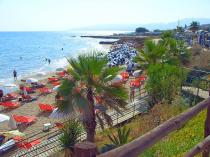 Греция, о. Крит, один из пляжей в
