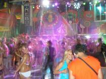 "Центр отдыха ""Лагуна"" вечеринка в аквапарке ""NEBUG"""