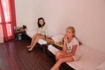 детский лагерь  Жемчужный берег - комната