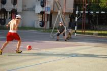 детский лагерь Жемчужный берег - футбол
