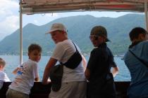 детский лагерь Жемчужный берег - морская прогулка