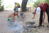 детский лагерь Жемчужный берег - пикник