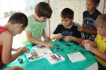 Детский креативный лагерь