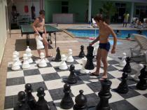 Мистраль. Шахматы