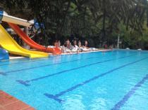 Сердика-Кидс, бассейн в лагере Росица