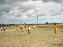 """база отдыха """"Радуга"""", футбольная площадка"""