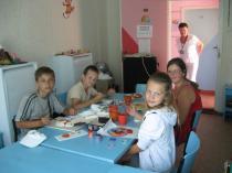 Детский лагерь Радуга, наши руки не для скуки