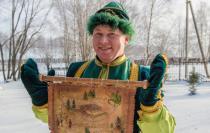 татарский богатырь Батыр вместе с нами и сказочным картой-новигатором проведет по всей резиденции