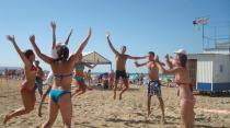 """""""Отдыхай!"""", на пляже мы не просто загораем"""