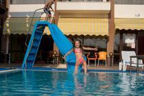 Макон резиденс, бассейн