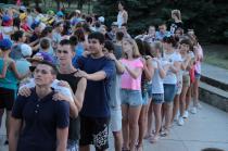 Детский лагерь Голубая волна, анимация - Крым