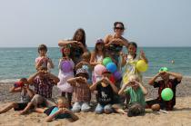 Детский лагерь Голубая волна, мы любим Голубую волну - Крым