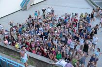 Детский лагерь Голубая волна, передаем приветы - Крым