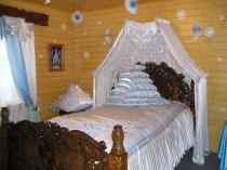 Великий Устюг Спальня Деда Мороза