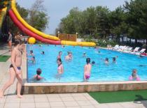 Детский лагерь «Мандарин» - Крым, Песчаное