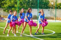Международный молодежный центр «I&Camp» - Крым, Песчаное