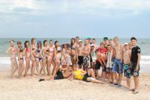 Детский оздоровительный лагерь «Автомобилист» - Крым, Азовское море